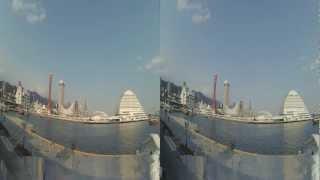 4K3D Gopro3 Black YouTube Test (3840x2160 half SBS Version, yt3d)