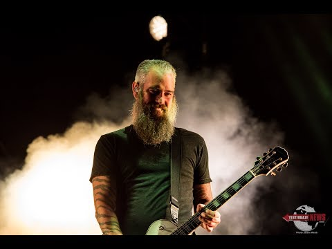 Sweden Rock Festival 2017 Interview with Björn Gelotte of In Flames
