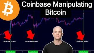 Coinbase is Manipulating Bitcoin & Crypto Market - Ethereum Upgrade & $1,800 Value
