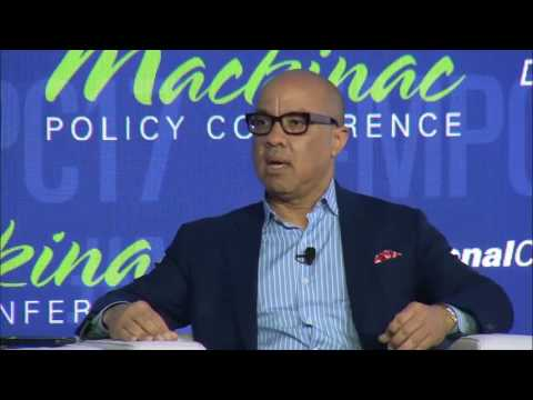 Darren Walker Keynote Address | 2017 Mackinac Policy Conference