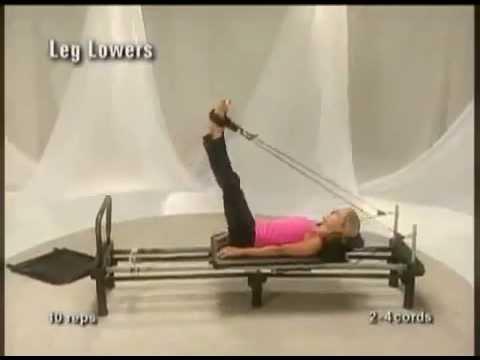 AeroPilates Level Three Integrated Workout - Fitness Direct