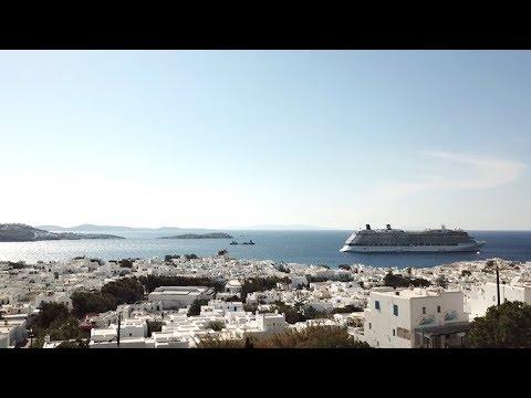 Global 50th Anniversary Cruise – Mykonos | Oriflame Cosmetics