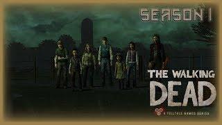 ХОДЯЧИЕ МЕРТВЕЦЫ ИГРА (ЭПИЗОД 3) ►ПРОХОЖДЕНИЕ THE WALKING DEAD: THE GAME. SEASON 1 #3