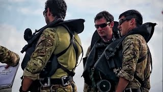 National Guard Special Forces • Green Beret Combat Divers