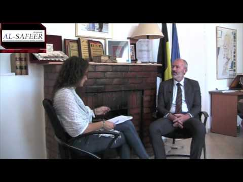 An interview with Bruno Jans - Consulate General of the Kingdom of Belgium