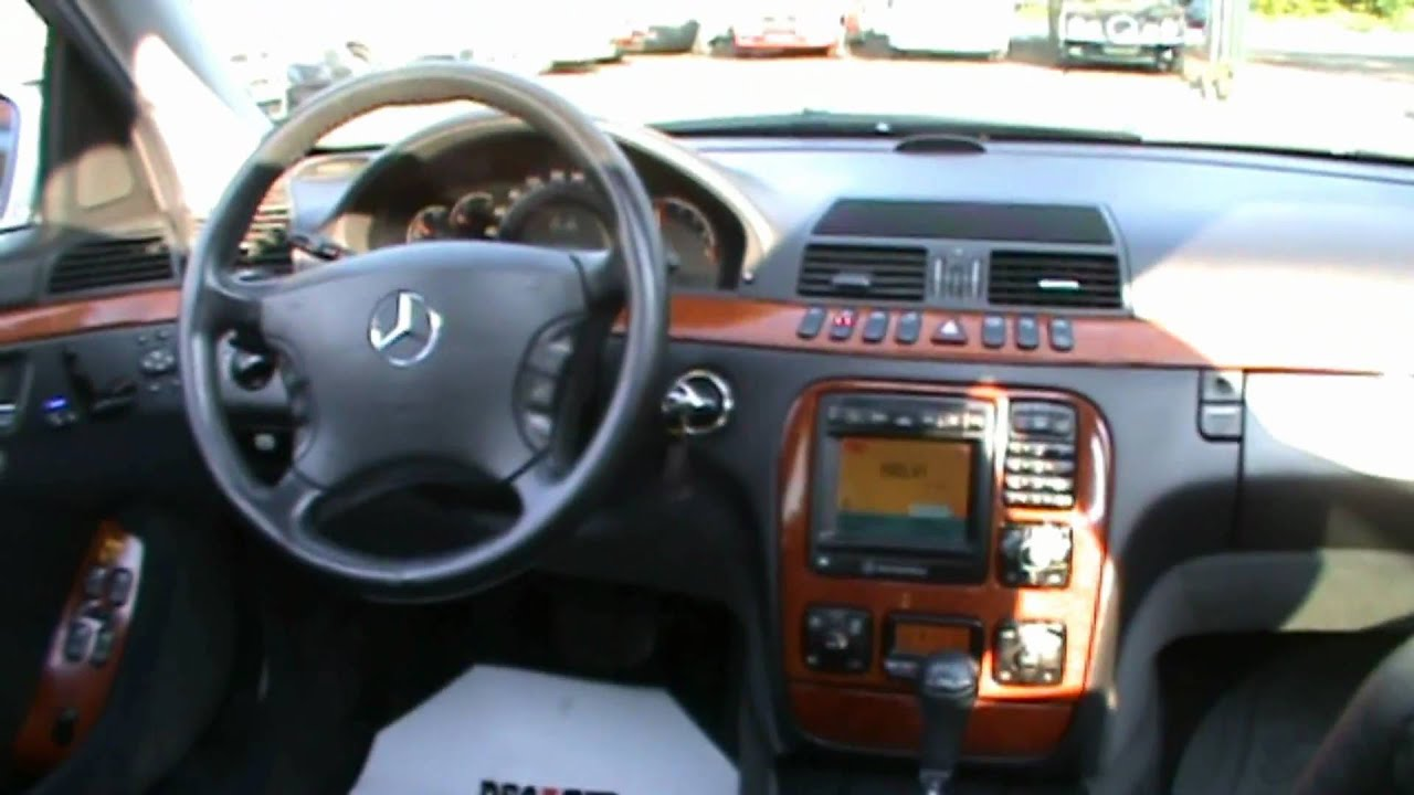 2000 mercedes s320 cdi automatik with pulse massage review start up engine and in depth tour. Black Bedroom Furniture Sets. Home Design Ideas