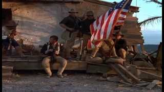 Rough Riders - Teddy Roosevelt at San Juan Heights scene