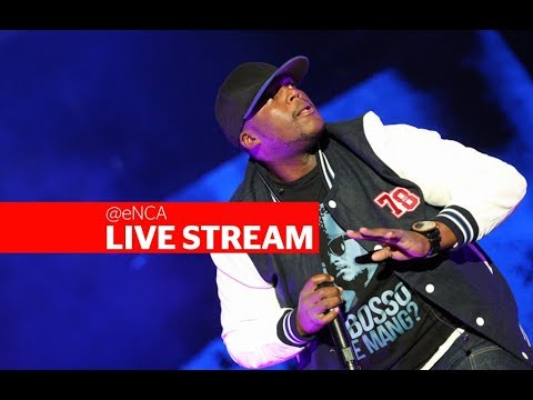 Memorial service for the late Motswako musician HHP