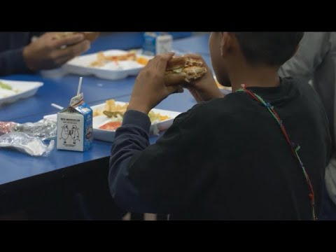 Inside look at a Texas shelter for immigrant children