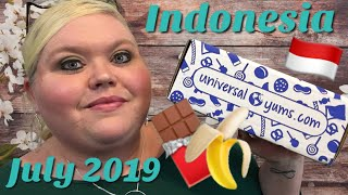 Universal Yums Unboxing | July 2019 | Indonesia