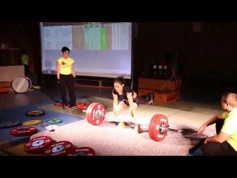Sonneberg  Championship Weight Lifting 2014