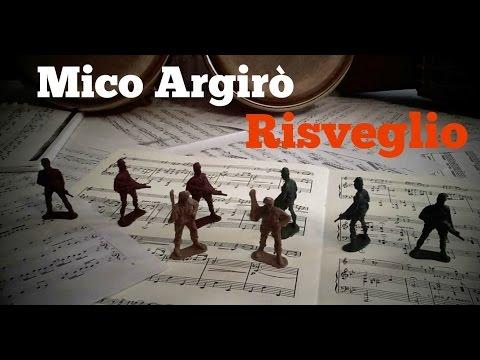 Mico Argirò - Risveglio (STOP MOTION VIDEOCLIP)
