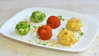 Сырные шарики рецепт пошагово