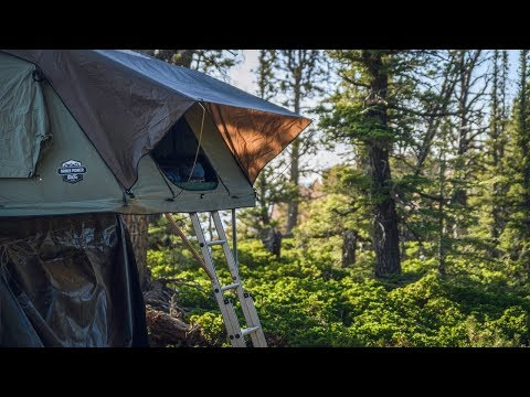 Traveling and Roof Top Tent Camping on Public Lands in Utah