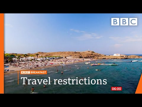 Travel sector backlash as Portugal faces tougher rules @BBC News live 🔴 BBC