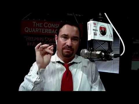 Consumer QB Show 10.11.16 Feat. Deb Schreiber Cory Van Valin and Michael Lysenko