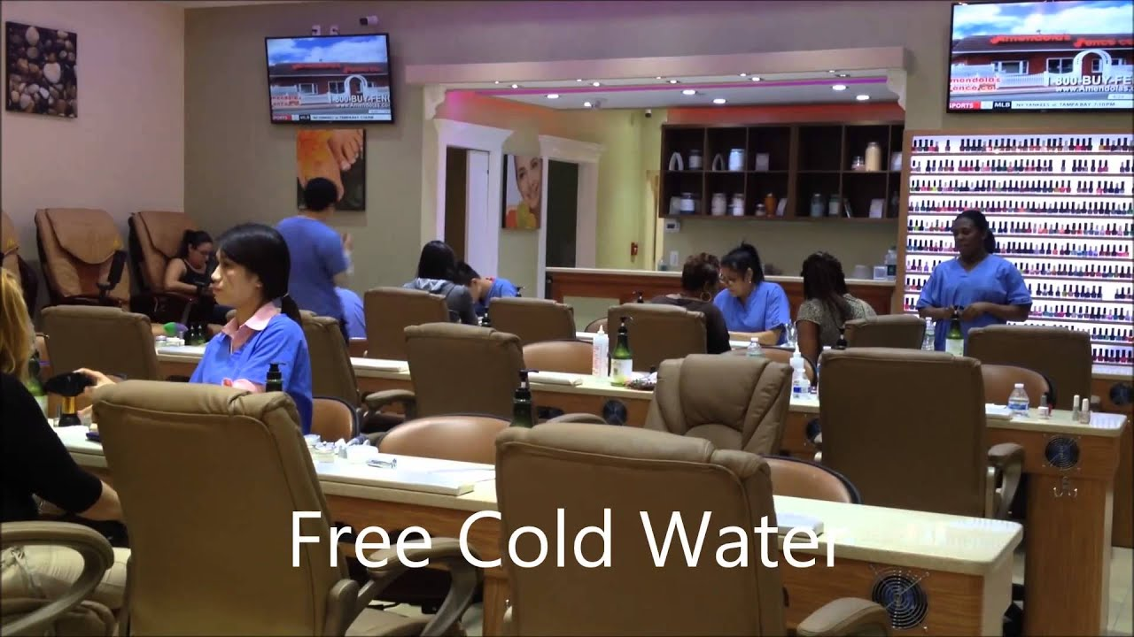 81986f245bfa Visit Victoria s Nails and Spa at The Mall at Bay Plaza - YouTube