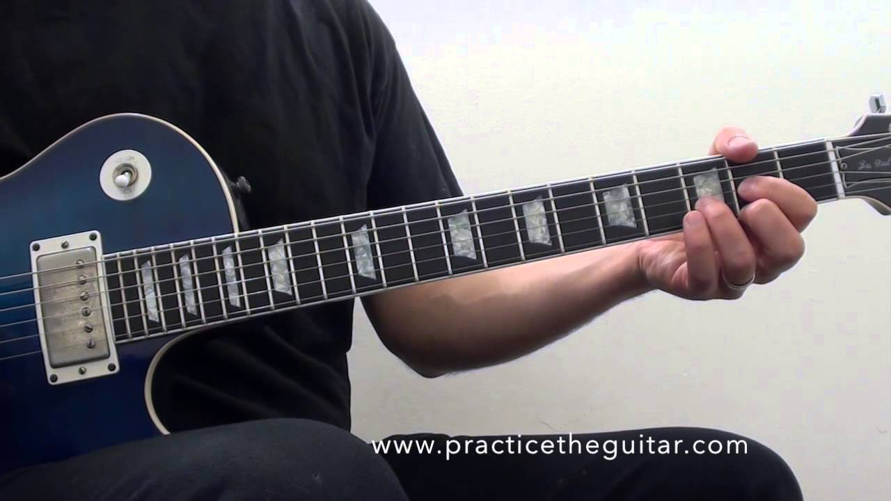 lessons on how to play electric guitar