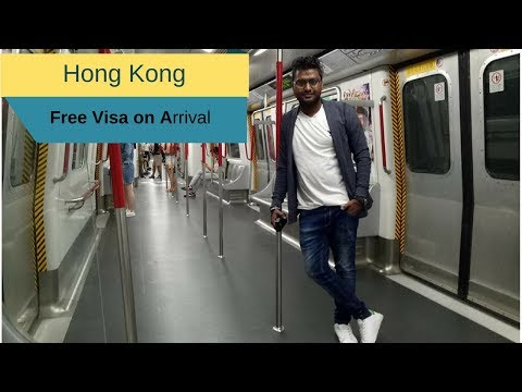 Indian Travelling to HONG KONG at ₹ 2700 Only || # Asia Tour Budget