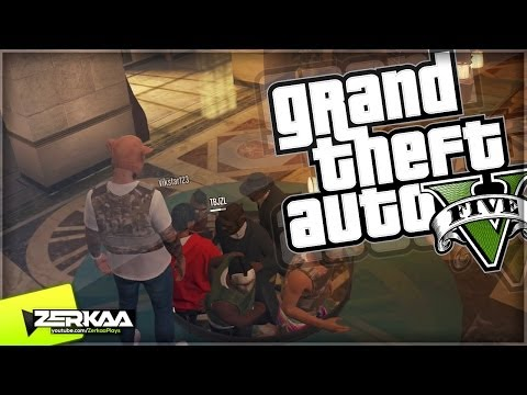 "GTA V Online Funny Moments | ""HELL IN A TABLE"" 