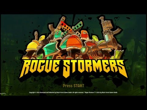 Rogue Stormers 5 minutes of the game |