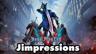 Devil May Cry 5 - Smokin' Sexy Style (Jimpressions) (Video Game Video Review)