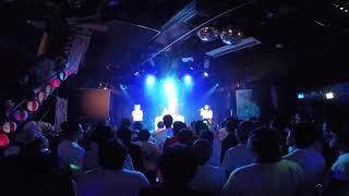 ライムベリーDJ OMOCHI20歳の生誕ライブより.