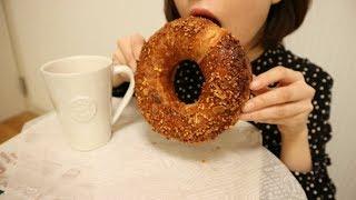 ASMR☆咀嚼音 アンティークのチョコリングを食べる eatingsound thumbnail