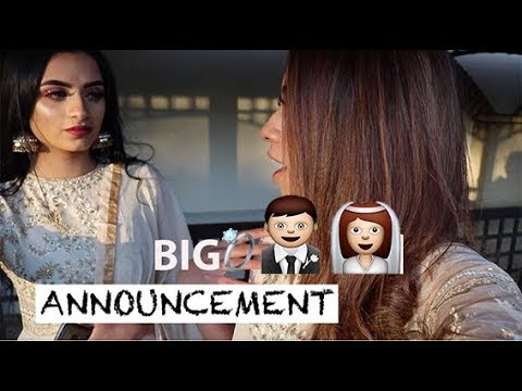 BIG ANNOUNCEMENT!!! | WEDDING SEASON | JOIN US ON OUR NEW JOURNEY!!