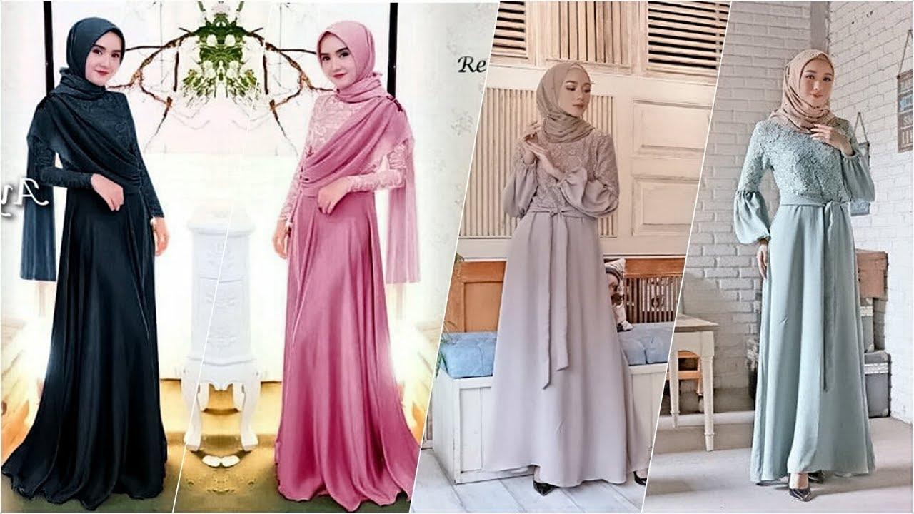 Model Gamis Pesta Mewah dan Elegan  BRUKAT AYANA & MONA DRESS