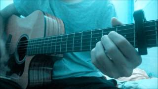 #Babybaby (Monstar from ST.319) guitar cover ヽ( ಥ﹏ಥ)ノ