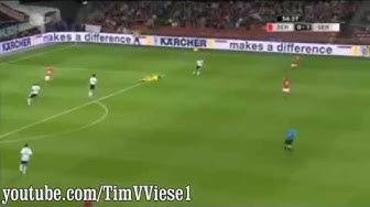 Tim Wiese - in Action - Deutsche Nationalmannschaft