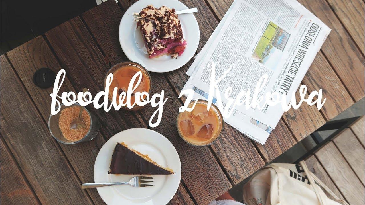 Co Jadłam w Krakowie? Daily Vlog