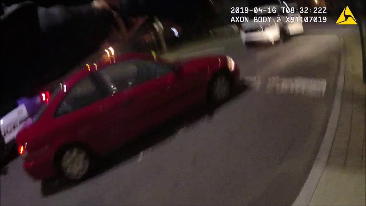 Watch body-cam video of police-involved shooting in New