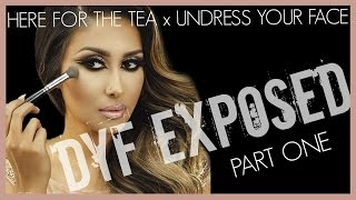 DRESS YOUR FACE EXPOSED PART 1