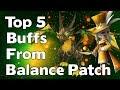 Summoners War - Top 5 Buffs from Balance Patch - Monster Balancing Update January 2018