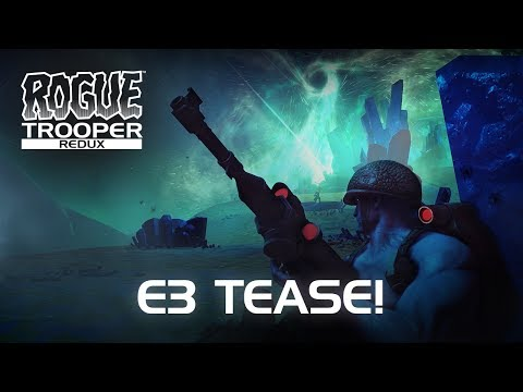 Rogue Trooper Redux E3 Gameplay Preview