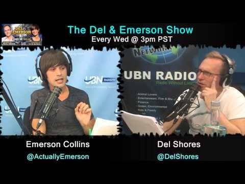 The Del & Emerson Show - 5/27/15