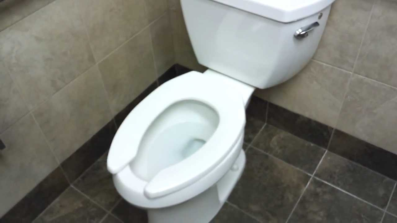 Bathroom Tour: Kohler Toilet and Urinal at Kmart - YouTube