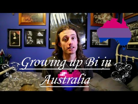 Growing up Bi in Australia