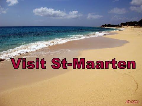 Vacation St-Maarten presentation