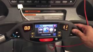 Cybex 770t treadmill review