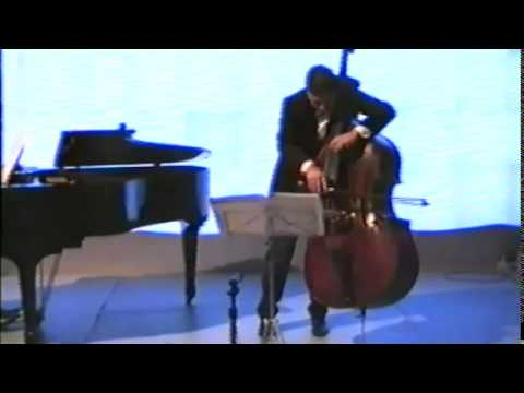 VITO LIUZZI plays DIVERTIMENTO CONCERTANTE by NINO ROTA for double bass and piano - FULL VERSION!!