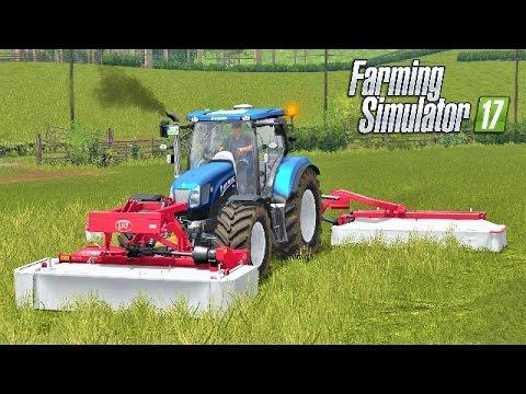 Farming Simulator 2017   Let's Get Started   Drumard Farm   Episode 2