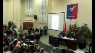 Общественное слушание г.Лобни по вопросу Ген.Плана.