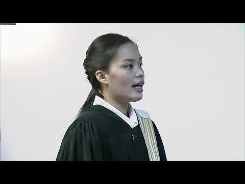 CIPIT Court Young Ambassador Award 2017 รอบชิง (ประเภทภาษาอังกฤษ)