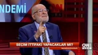Saadet Partisi ile AK Parti koalisyon yapar mı?
