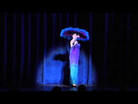 Kim Carson: Gypsy: Strip Sequence