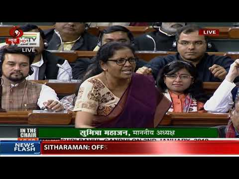 Defence Minister Nirmala Sitharaman replies in Lok Sabha on discussion over Rafale deal(PART-2)