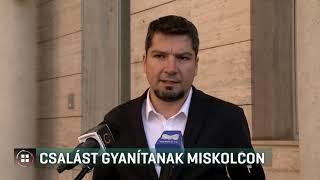 Választási csalás gyanúja miatt feljelentést tett az ellenzék Miskolcon 19-10-07